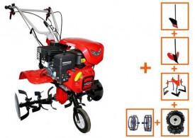 MOTOCULTOR LONCIN LC850 7CP CU ROTI C. + PLUG + RARITA + PRASITOARE + ROTI M.