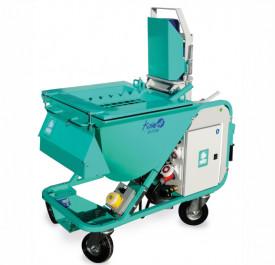 Pompa sapa autonivelanta IMER Koine 4 Hi-FLOW, debit material 80 l/min., motor 400V, 6.8 kW, distanta maxima de pompare 30/*60 m