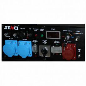 Senci Generator trifazat SC-13000TEQ-EVO, Putere max. 11 kW, 400V, AVR inclus