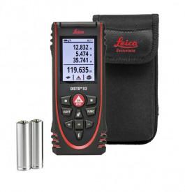 Telemetru Laser 150m Avansat, Disto X3 - Leica (Continut:: Doar Instrumentul)