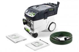 Aspirator mobil Festool CTM 36 E AC HD CLEANTEC