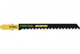 Festool Panza de ferastrau vertical S 75/4/100