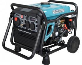 Generator de curent 4 kW inverter - HIBRID (GPL + Benzina) - Konner & Sohnen - KS-4100iEG