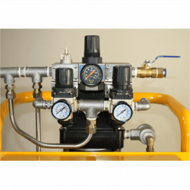 Pompa pentru spuma poliuretanica si poliuree Bisonte FA 60