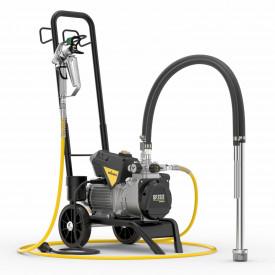 "Pompa zugravit Wagner SuperFinish 23 PRO Cart HEA, debit material 2.6 l/min, duza max. 0,023"", motor electric 1,30 kW"