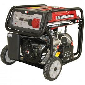 SC-10000TE TOP Generator 400V, Putere max. 8.5 kw, AVR, motor benzina