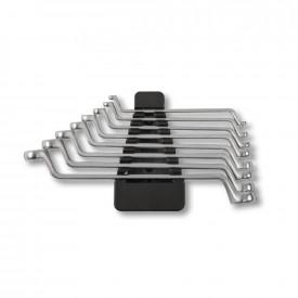 Set de chei inelare cotite duble PROJAHN metrice 6-22 mm 8 buc/set