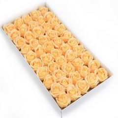 Set 50 trandafiri de sapun, piersicuta
