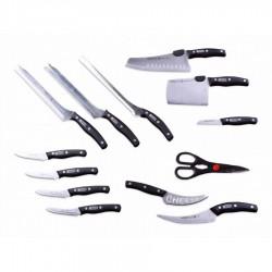 Set 13 cutite bucatarie Miracle Blade World Class
