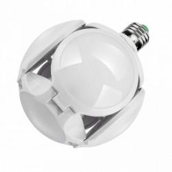 Bec led pliabil lumini fotbal UFO - E27 40W