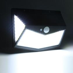 Lampa solara 212 LED, senzor de miscare si 3 moduri de functionare