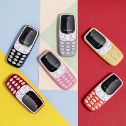 Mini telefon mobil, dual sim