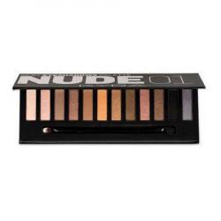 Paleta Profesionala Cu 12 Farduri Nude - 01 Nude Addicted