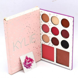 Paleta profesionala make-up KYLIE EYESHADOW & BLUSH PALETTE
