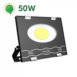Proiector LED 50W COB, IP66, Ultra Thin