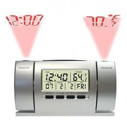 Ceas multifunctional cu proiectie pe tavan ora si temperatura