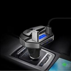 Kit modulator MP3 + Handsfree cu casca bluetooth