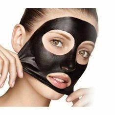 Masca neagra faciala cu colagen