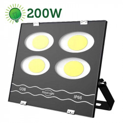 Proiector LED 200W COB, IP66, Ultra Thin