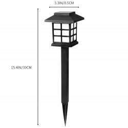Set 6 x lampa solara de gradina