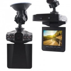 "Camera video auto, Portable DVR, Ecran TFT LCD de 2,5 "", Neagra"