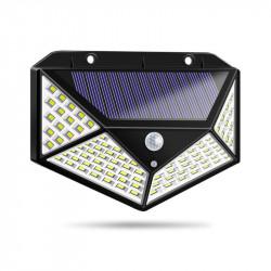 Lampa solara 100LED, senzor de miscare