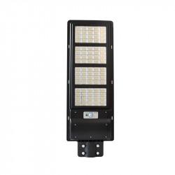 Lampa solara 60W, 60LED uri LUPA, Senzor de miscare