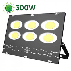Proiector LED 300W COB, IP66, Ultra Thin