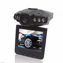"Camera video auto, Portable DVR, Ecran TFT LCD de 2,5 "", Neagra"
