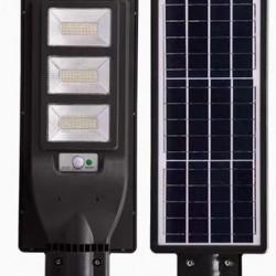 Lampa stradala SOLARA 90W, telecomanda cu functii multiple