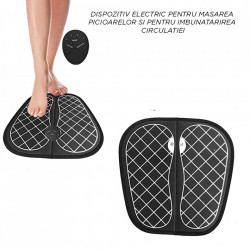 Dispozitiv de masaj pentru picioare