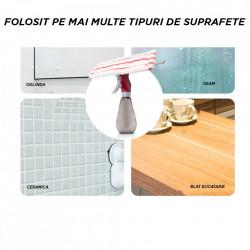 Dispozitiv multifunctional pentru geamuri cu pulverizator