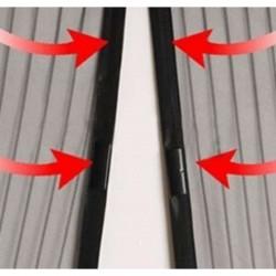 Perdea anti insecte cu inchidere magnetica