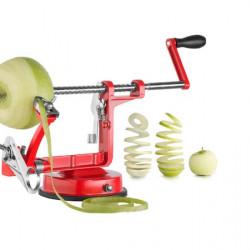 Aparat pentru taiat cartofi sau mere in spirala