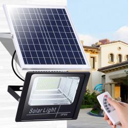 Proiector 40w, 72 LED SMD, Panou Solar si Telecomanda cu functii multiple