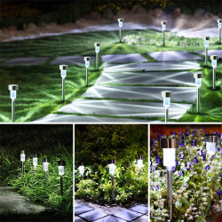 Set 10 x lampa solara de gradina