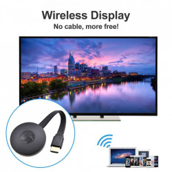 Accesoriu multimedia, redare pe TV, prin Wi-Fi, Streaming player HDMi, Google Airplay