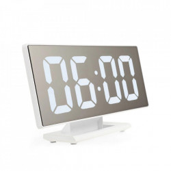 Ceas digital led mirror clock cu afisaj