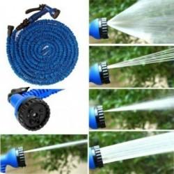 Furtun extensibil de gradina cu pistol pentru pulverizarea apei