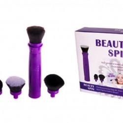 Set 2 pensule electrice pentru machiaj - Beauty Spin