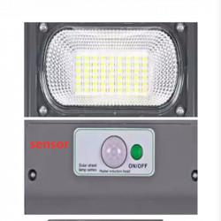 Lampa stradala SOLARA 180W, telecomanda cu functii multiple