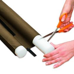 Set 4 X Protectie anti-curent pentru usi si ferestre