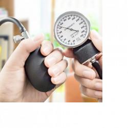 Tensiometru manual cu stetoscop
