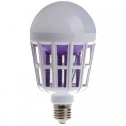 Bec cu lampa UV 2 in 1 impotriva insectelor