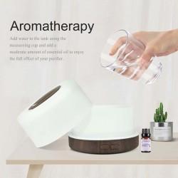 Difuzor Aromaterapie ,Led RGB cu telecomanda