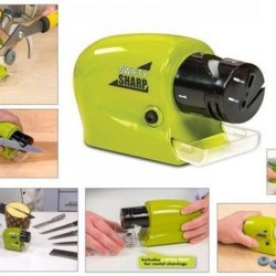 Dispozitiv electric pentru ascutit cutite, foarfeci etc
