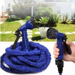 Furtun extensibil 22.5metri cu pistol pentru pulverizarea apei