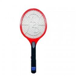 Paleta cu Descarcare Electrica Anti-Insecte, Tantari, Muste, Molii, Incarcare Rapida + Bec antitantari