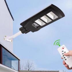 Set 2 x Lampa stradala SOLARA 120W, telecomanda cu functii multiple