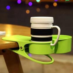 Suport cana/pahar cu separator pentru birou